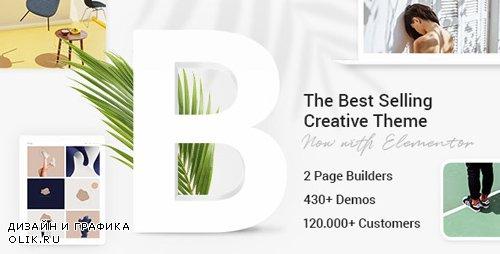 ThemeForest - Bridge v19.7 - Creative Multipurpose WordPress Theme - 7315054