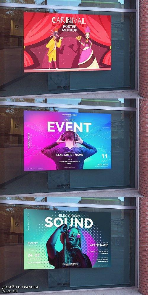 Front Horizontal Street Poster - 4488371