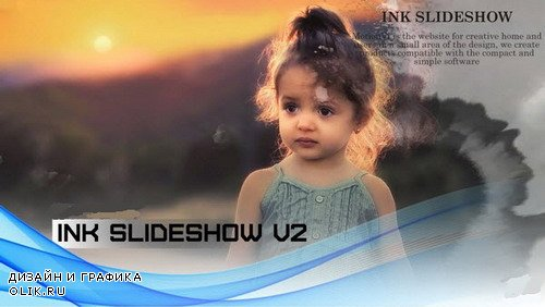 Проект ProShow Producer - Ink Slideshow v2