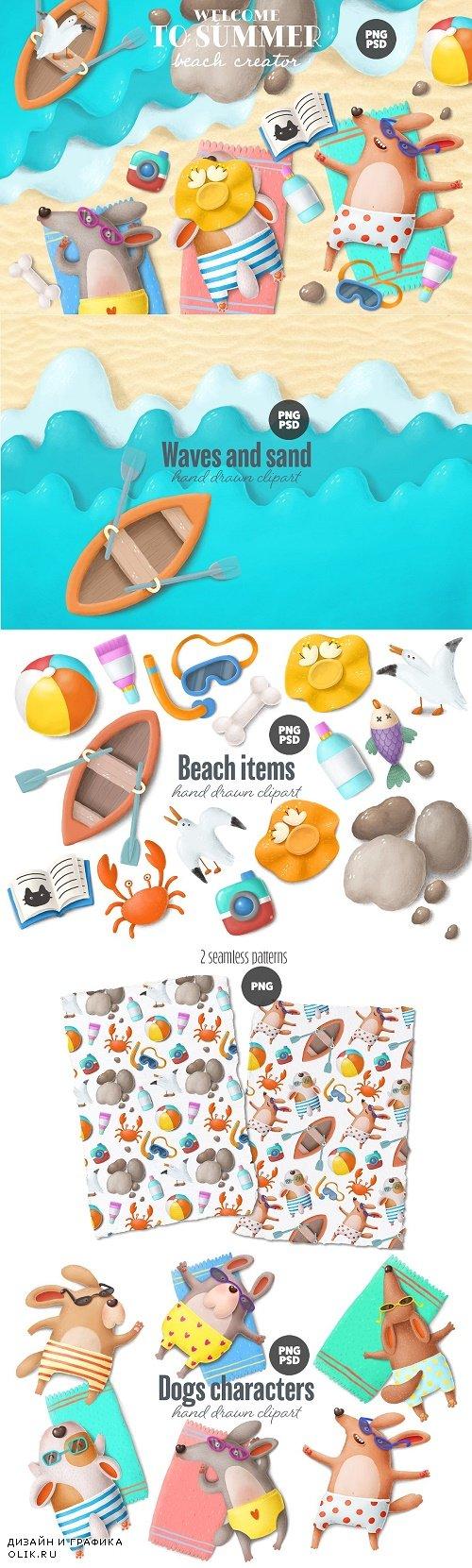 Beach creator - 3197247