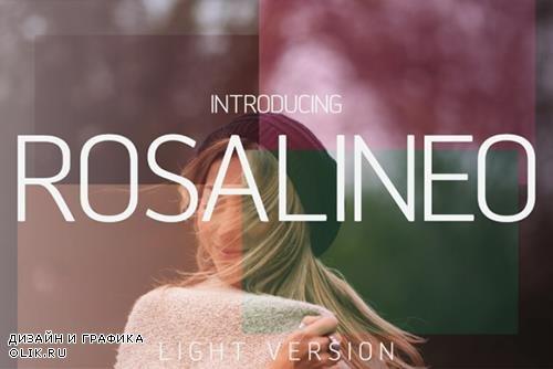 Rosalineo Font