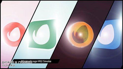 Minimal Logo V02 Smoke 8689019