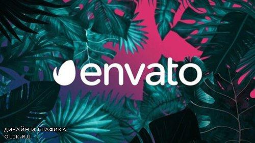 Night Tropical Logo 25664161