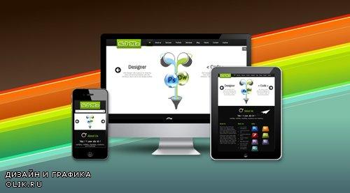 SmartAddons - SJ Me v3.9.6 - Responsive Joomla Portfolio Template