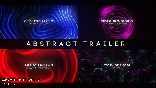 Abstract Trailer 402996 - After Effects Templates