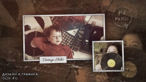 Retro Slideshow 21305165  - Project for After Effects (Videohive)