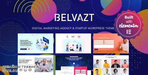 ThemeForest - Belvazt v1.2.33 - Digital Marketing Agency WordPress Theme - 25350624