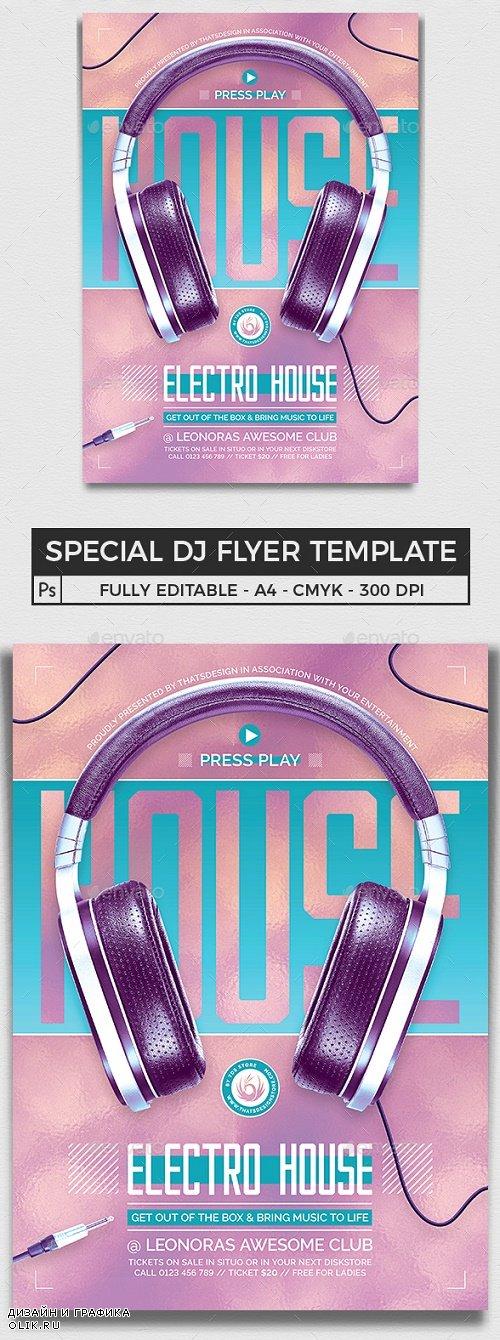 Special Dj Flyer Template V7 - 25742321 - 4572563