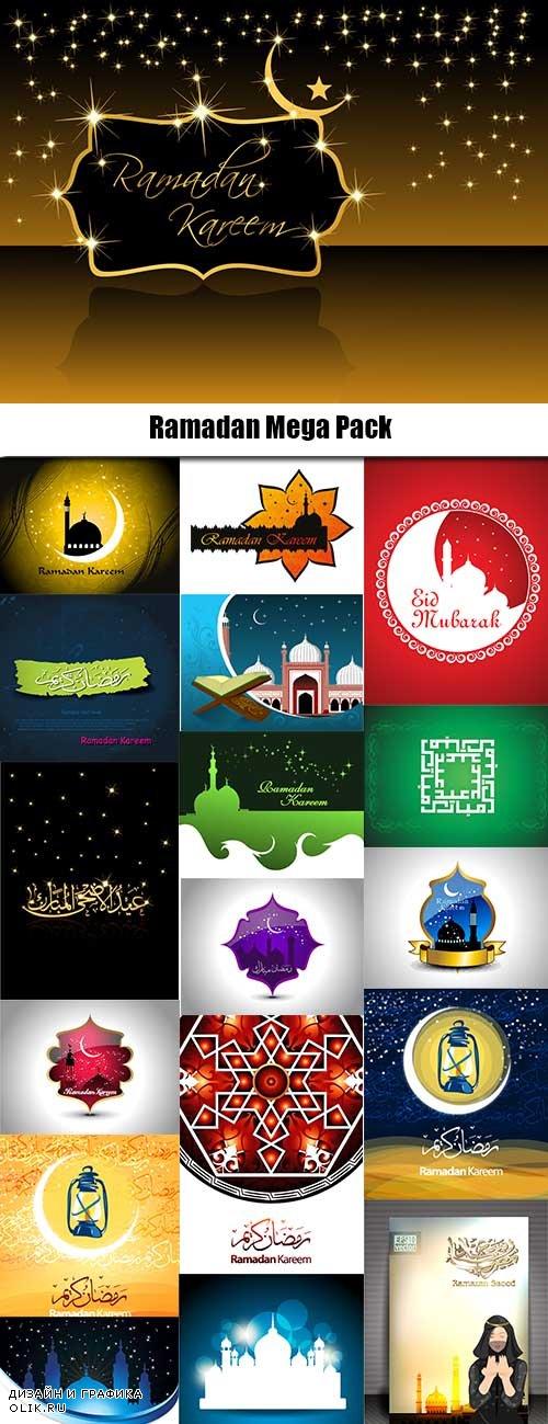 Ramadan Mega Pack III, 25xEPS