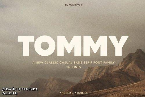 TOMMY Font