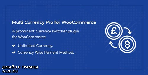 CodeCanyon - Multi Currency Pro for WooCommerce v1.0.0 - 25659051