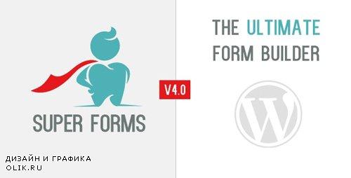 CodeCanyon - Super Forms v4.9.240 - Drag & Drop Form Builder - 13979866