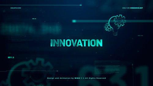 High Technology Logo Opener 24939966