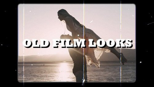 Old Film Looks - PRMPRO Template
