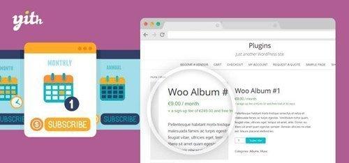 YiThemes - YITH WooCommerce Subscription v1.7.6
