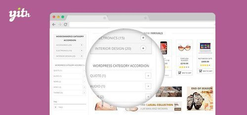 YiThemes - YITH WooCommerce Category Accordion v1.0.31
