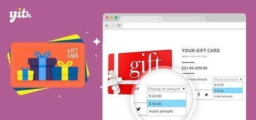 YiThemes - YITH WooCommerce Gift Cards v3.0.7