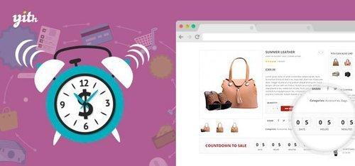 YiThemes - YITH WooCommerce Product Countdown v1.4.0