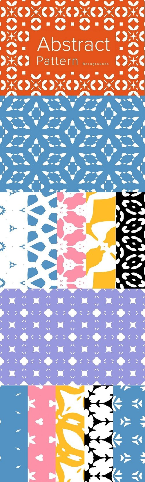 Abstract pattern backgrounds - 3855984