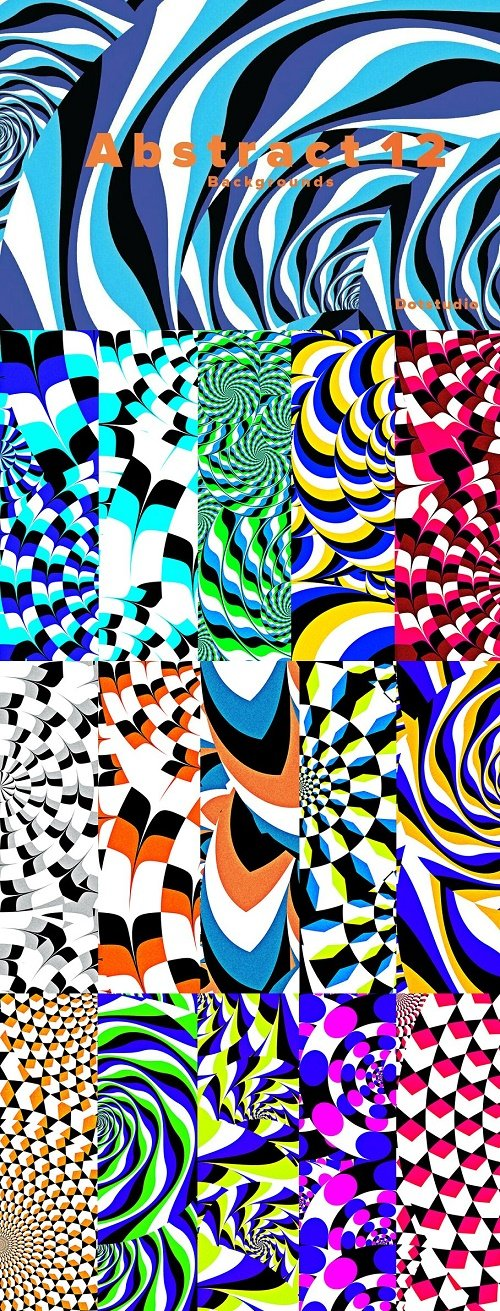 Abstract backgrounds 12 - 4012005