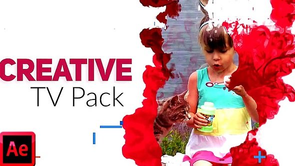 The Urbank Ink Pack 12697559 - After Effects Templates
