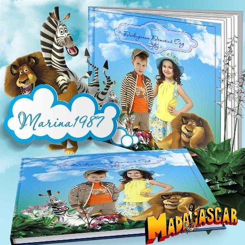 Childrens Photobook - Madagaskar