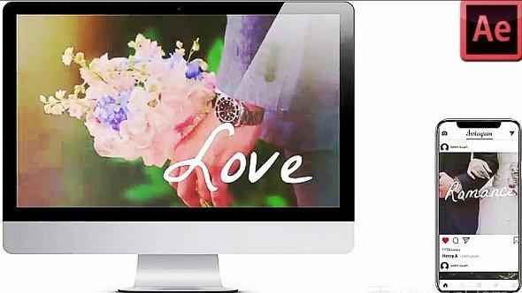 Wedding elegant slideshow 12898601 - Project for After Effects