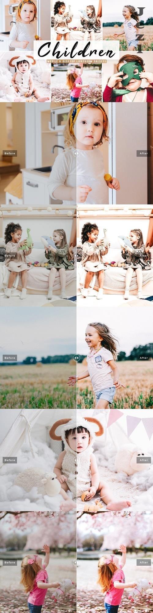 Children LRM Presets Pack - 4772858 - Mobile & Desktop