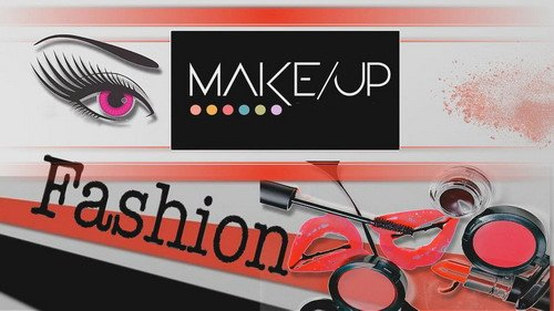 "Проект ProShow Producer - ""Fashion makeup"""