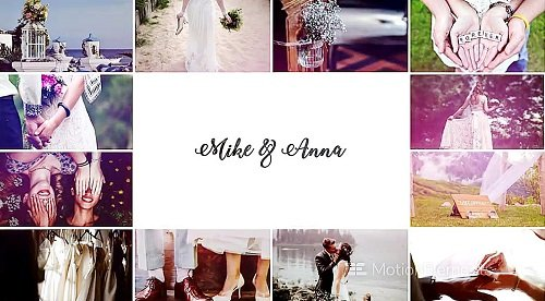 Wedding Slideshow 11170836 - After Effects Templates
