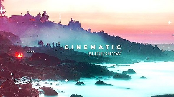 Cinematic Slideshow 10633760 - Project for After Effects