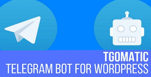 CodeCanyon - TGomatic v1.0.1 - Telegram Bot - 24683289 -
