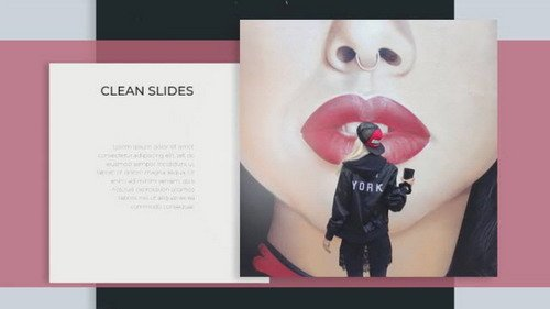Проект ProShow Producer - Clean Slides BD