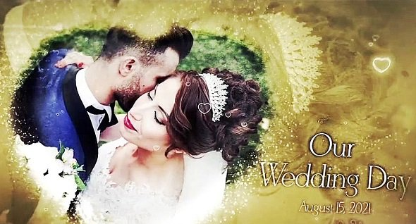 Wedding Photo Video Gallery 11703088 - After Effects Templates