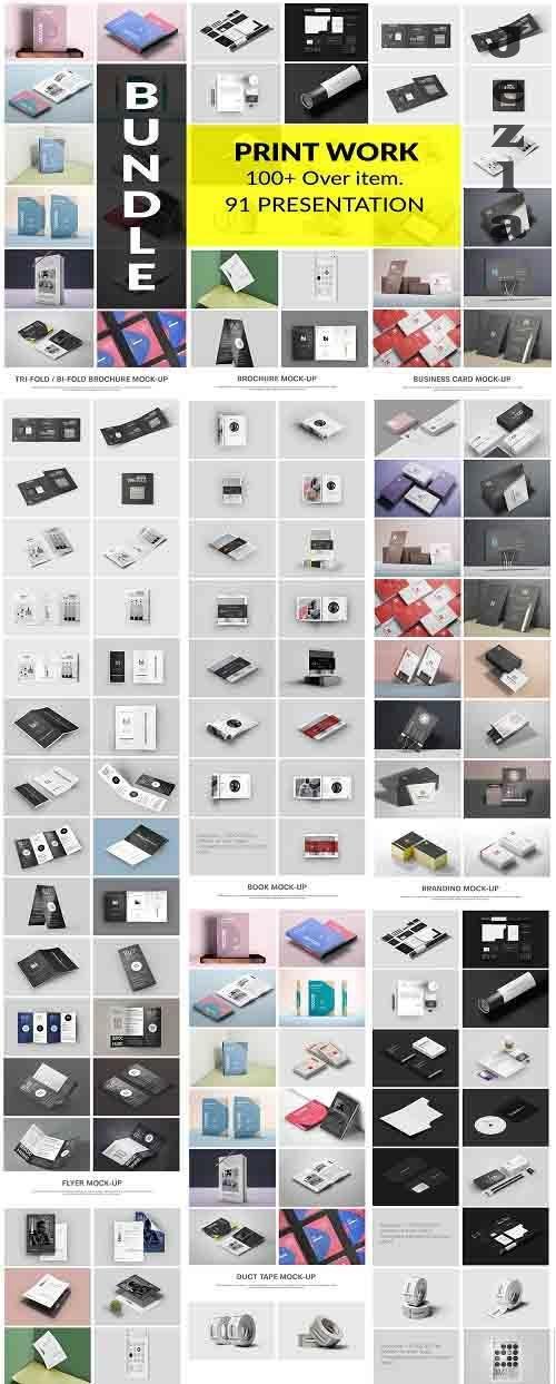 Print Work BUNDLE - 3452677