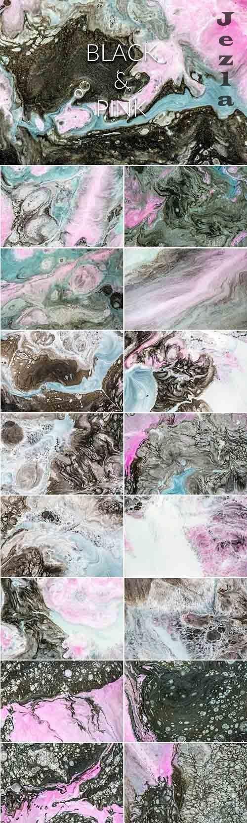 Liquid Paint - Black&Pink Vol. 2 - 4681237