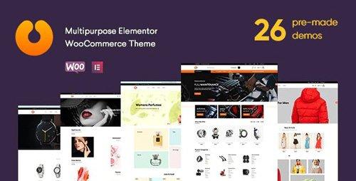 ThemeForest - Cerato v2.0.6 - Multipurpose Elementor WooCommerce Theme - 23323236