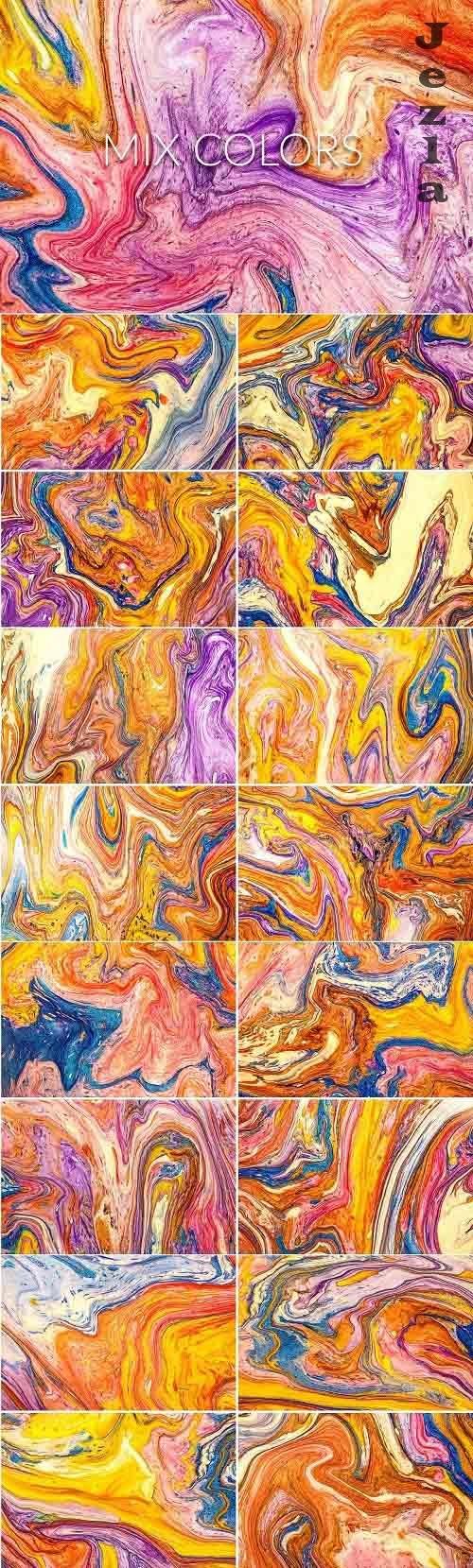 Liquid Paint - Mix Colors Vol. 1 - 4681576