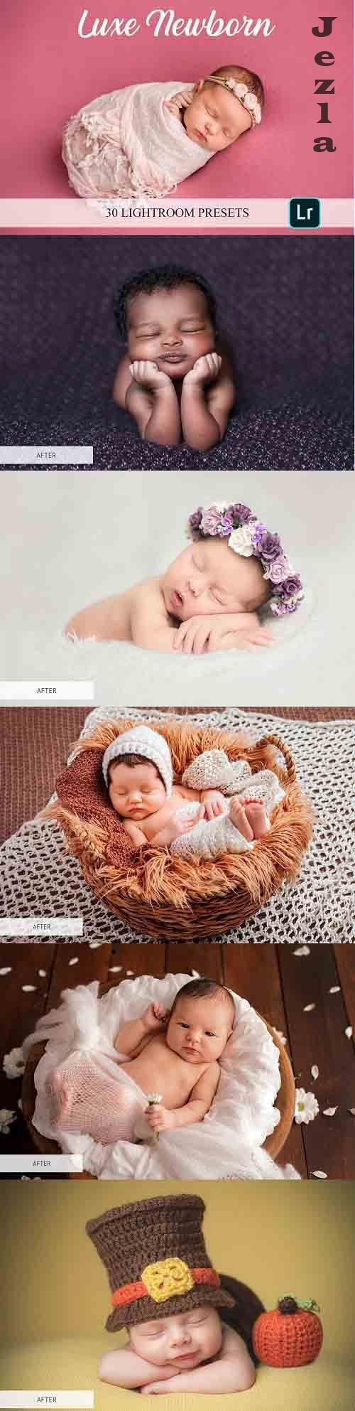 LRM Presets - Luxe Newborn 4820937