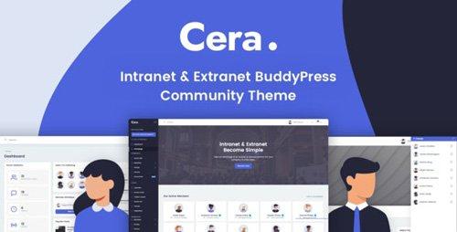 ThemeForest - Cera v1.1.0 - Intranet & Community Theme - 24872621