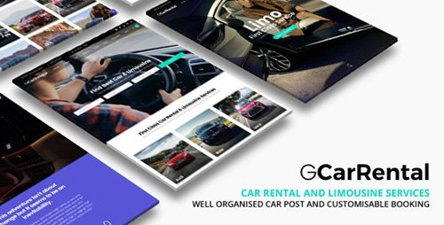 ThemeForest - Grand Car Rental v2.7 - Limousine WordPress - 19398136 - NULLED