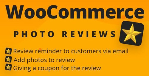 CodeCanyon - WooCommerce Photo Reviews v1.1.4.4 - Review Reminders - Review for Discounts - 21245349