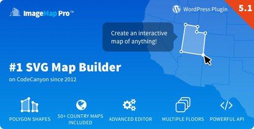 CodeCanyon - Image Map Pro for WordPress v5.3.2 - SVG Map Builder - 2826664
