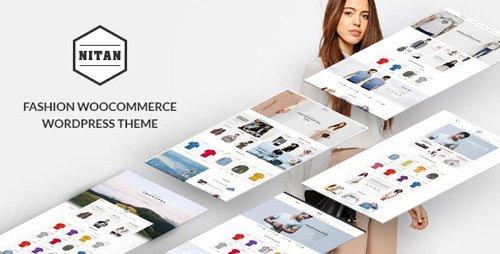 ThemeForest - Nitan v2.5 - Fashion WooCommerce WordPress Theme - 16936963