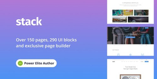 ThemeForest - Stack v1.5.21 - Multi-Purpose WordPress Theme with Variant Page Builder & Visual Composer - 19707359