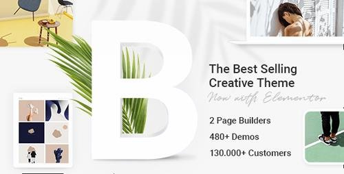 ThemeForest - Bridge v21.5 - Creative Multipurpose WordPress Theme - 7315054 - NULLED