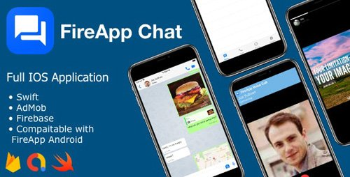 CodeCanyon - FireApp Chat IOS v1.0 - Chatting App for IOS - Inspired by WhatsApp - 26503495