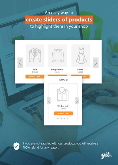 YiThemes - YITH WooCommerce Product Slider Carousel v1.0.36