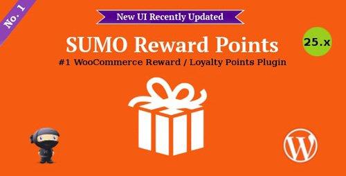 CodeCanyon - SUMO Reward Points v25.1 - WooCommerce Reward System - 7791451