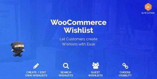 CodeCanyon - WooCommerce Wishlist v1.1.2 - 22003411